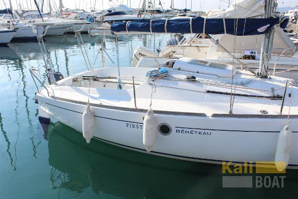 Beneteau First 211 IMG_2686