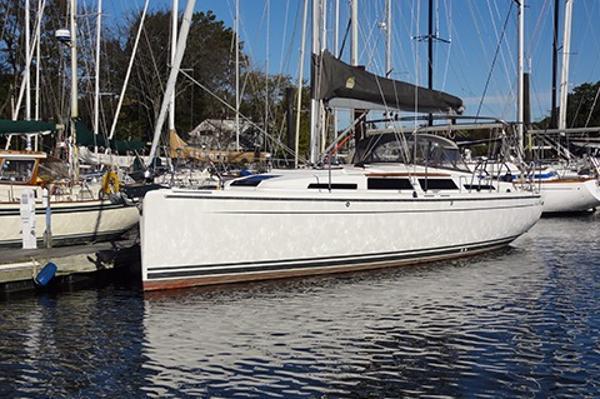 Hanse 345 Profile