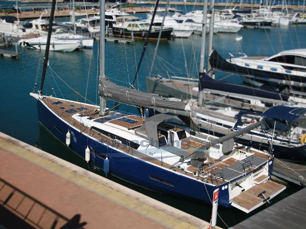 Dufour Yachts 560 Grandlarge Abayachting Dufour 560 GL Grand Large 1
