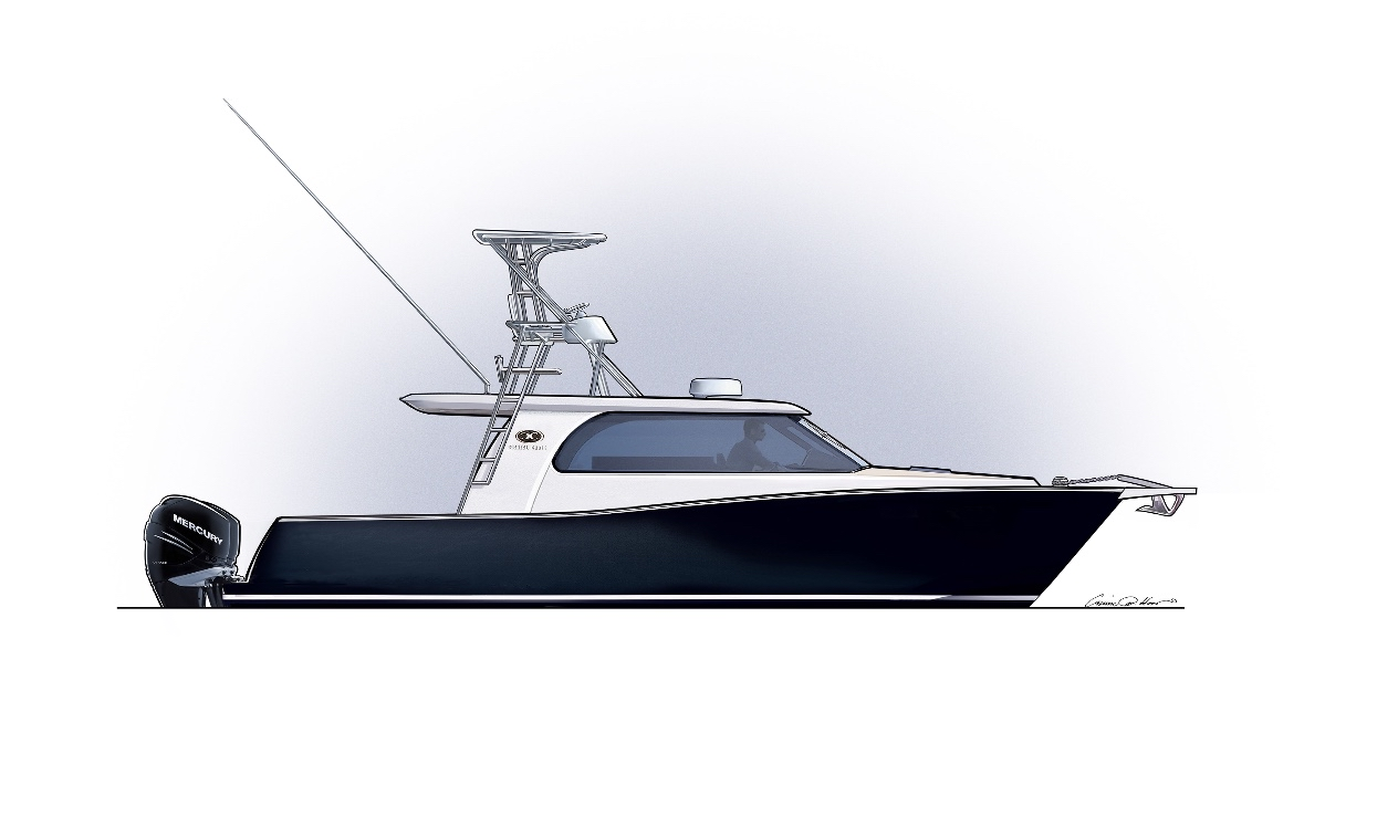 Coastal Craft 33 ExpressFish