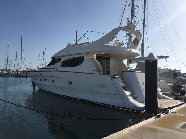 Motor Yacht 75