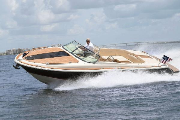 Chris-Craft Corsair 30 Manufacturer Provided Image
