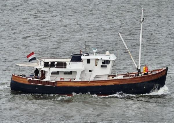 Kotter Buckie Luxe Yacht Kotteryacht