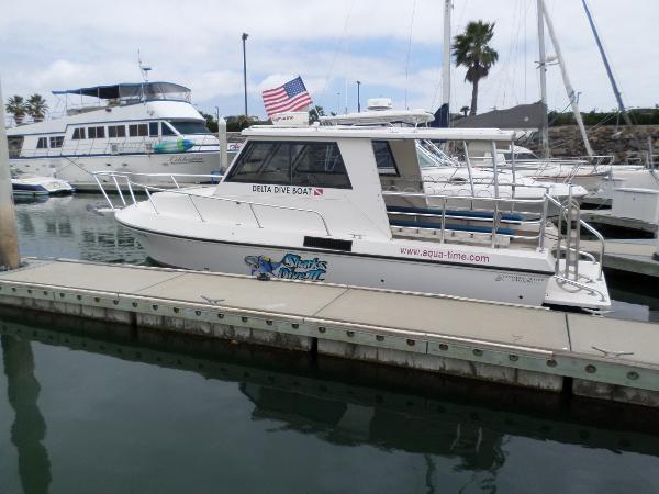 Canaveral Custom Boats Delta 28 Dive Boat Delta 28 Dive Boat