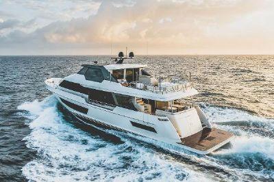 Ocean Alexander 32 Legend