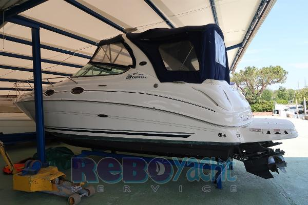 Sea Ray 315 SUNDANCER IMG_0198