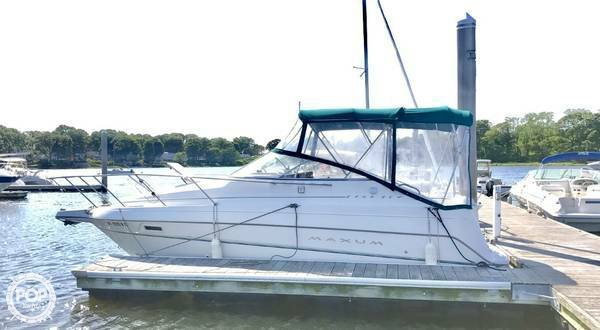 Maxum 2400 SCR 1999 Maxum 2400 SCR for sale in Barrington, RI