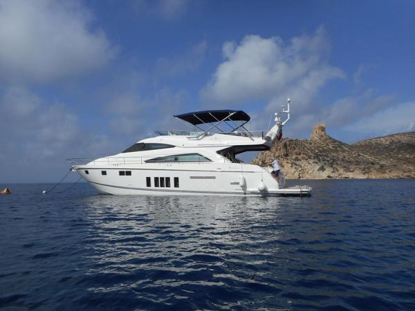 Fairline Squadron 65 - Quarter Share