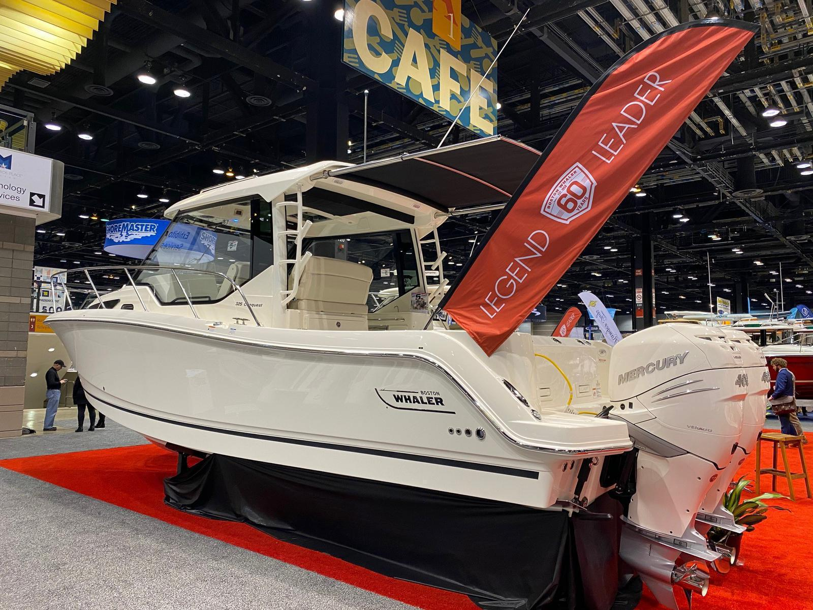 Boston Whaler 325 Conquest - COMING SOON!