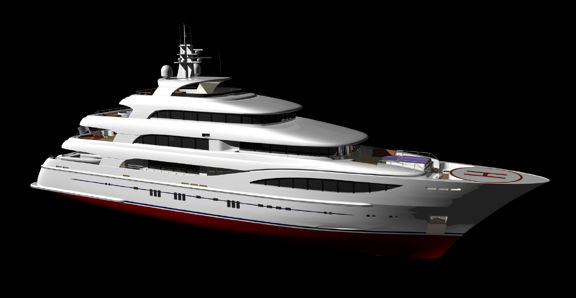 Holland Superyacht Industries Semi Custom Photo 1