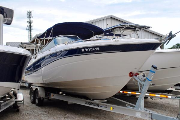 Four Winns 280 Horizon used 2003 Four Winns 280 Horizon bowrider for sale
