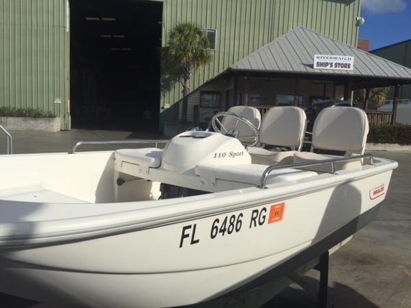 Boston Whaler 110 SUPER SPORT