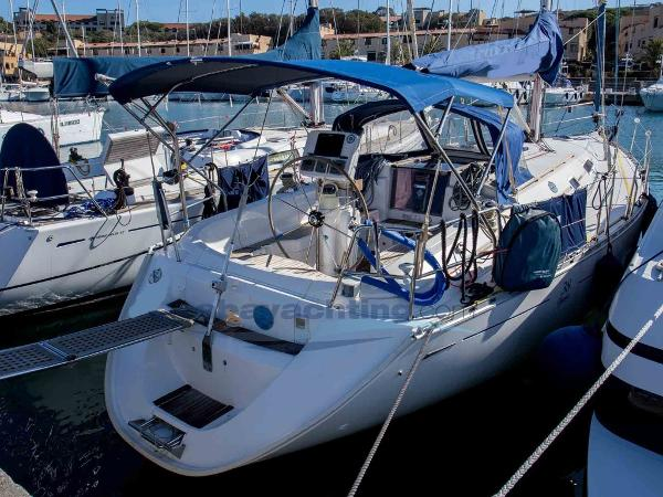 Dufour Dufour 38 Classic Abayachting Dufour 38 Classic 1