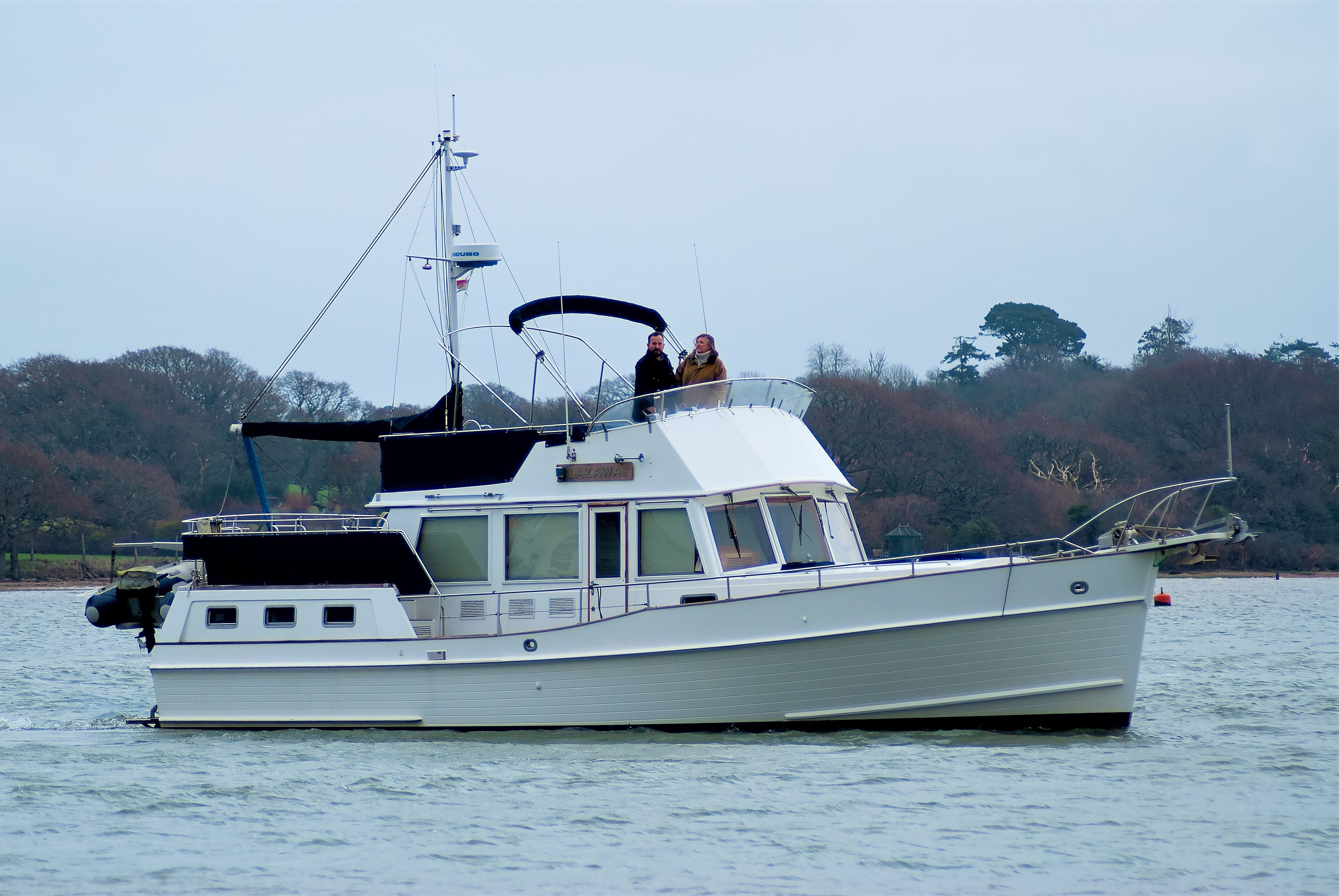 Grand Banks Motor Yacht 42