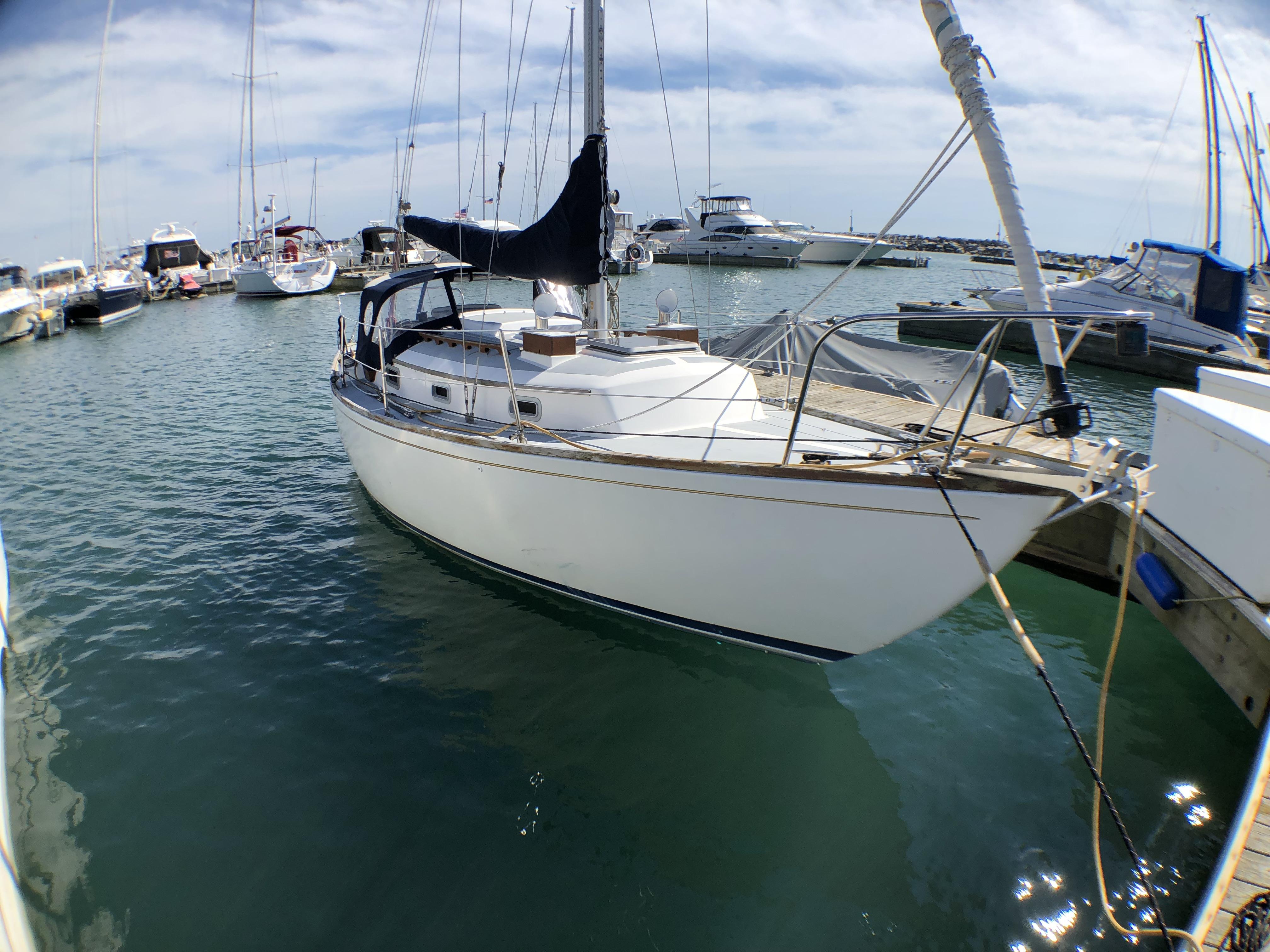 C.E. Ryder Sea Sprite Starboard Forward