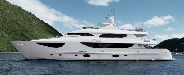 Hargrave Tri-deck Motor Yacht DREAMER