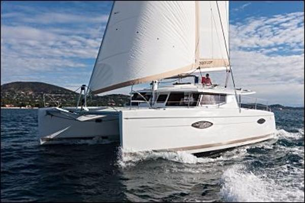 Fountaine Pajot Helia 44 Helia 44 for sale in the Caribbean BVI
