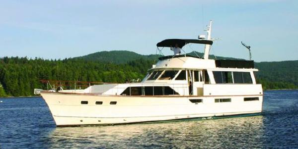 Pacemaker Motor Yacht Profile