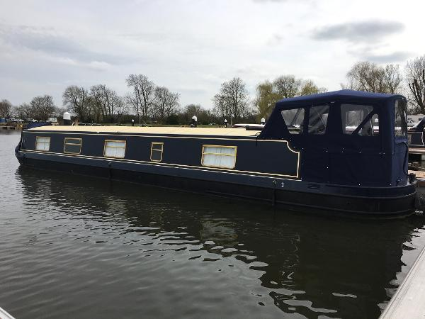 Wide Beam Narrowboat Collingwood