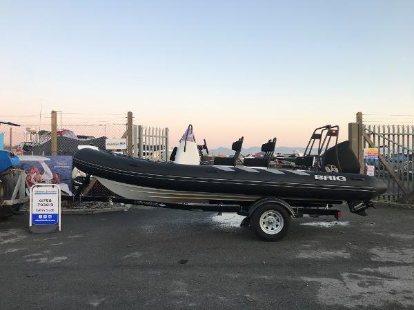 Brig Inflatables 610 Navigator