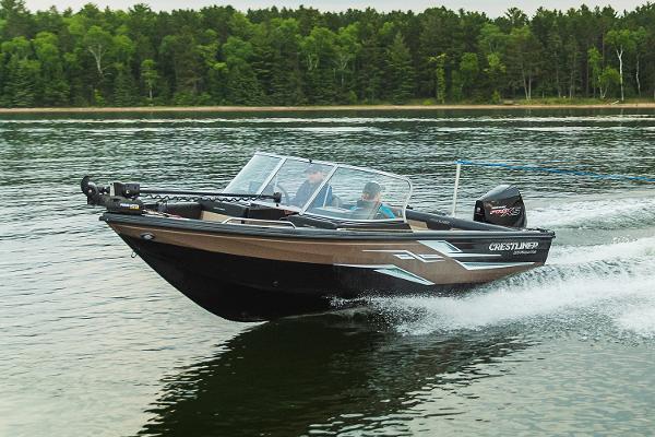 Crestliner Sportfish 2050