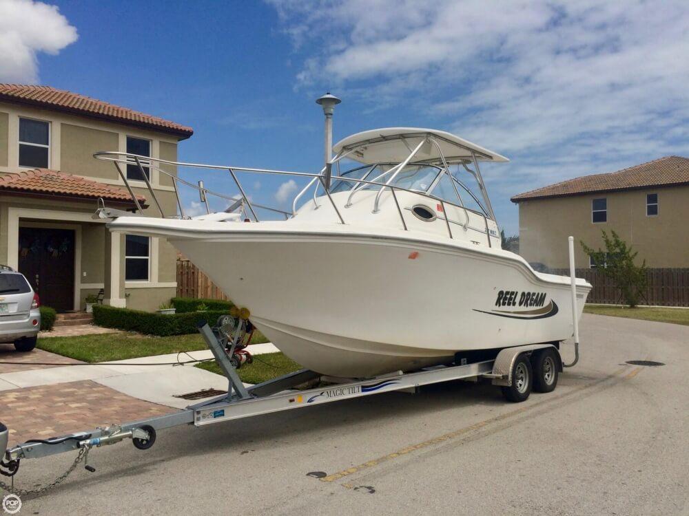 Baha Cruisers 257 WA 2001 Baha Cruisers 257 WA for sale in Homestead, FL