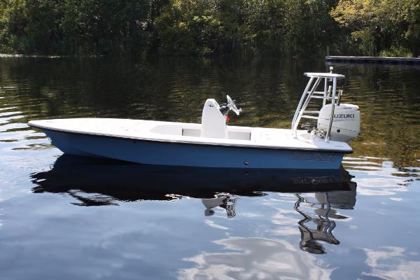 Bay Craft Bone Skiff 162