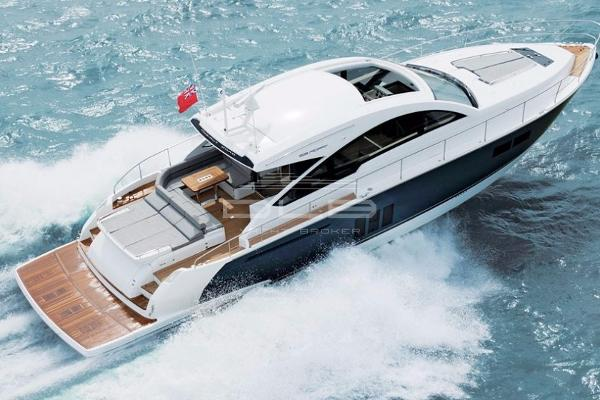Fairline 62 targa