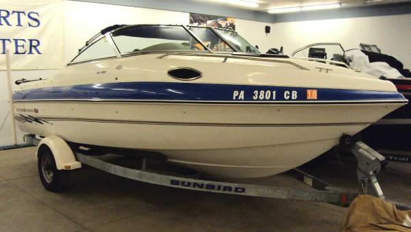 OMC Sunbird 200 Cuddy