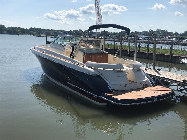 Chris-Craft 36 LAUNCH