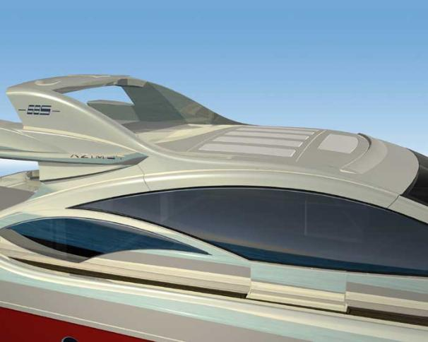 Azimut 68S Manufacturer Provided Image: Azimut 68 S