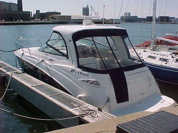 Larson Cabrio 350