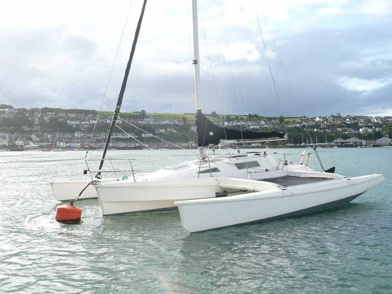 Ocqueteau Speed 944 Trimaran