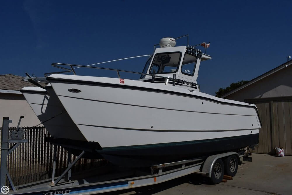 Pro Sport Boats 22 ProKat Center Console with Custom Pilot House 2004 Pro Sports 22 ProKat Center Console with Custom Pilot House for sale in Oxnard, CA