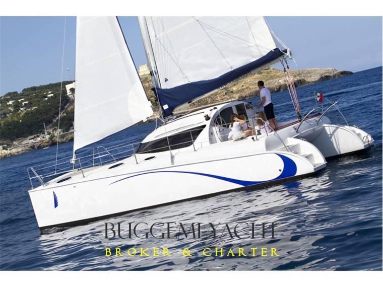 Lady Hawke Catamarani Lady Hawke Catamarani LH 33 Cabin