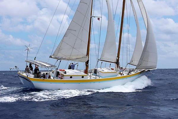 Custom 73ft Staysail Schooner 73ft Staysail Schooner 'Jambalaya'