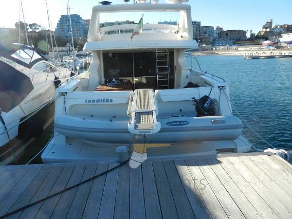 Ferretti Yachts 57 DSCN9104