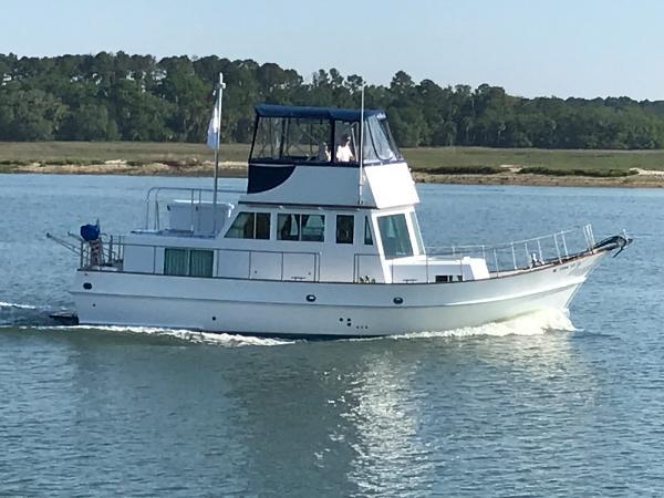 Custom 36 Yukon Trawler