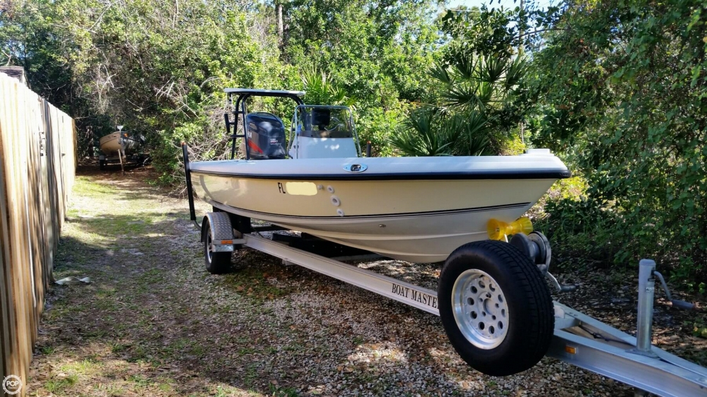 Action Craft Flatsmaster 1890 2001 Action Craft Flatsmaster 1890 for sale in Port Saint Lucie, FL