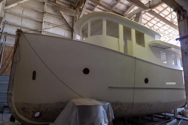 Peregrine Yachts Fantail Tug Peregrine Yachts 48 Fantail Tug