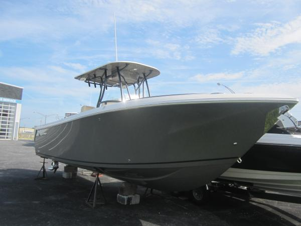 Sailfish 270 CC