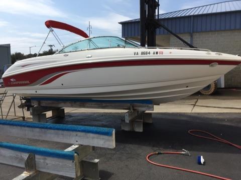 Chaparral Sport boat 230 SSI Bowrider