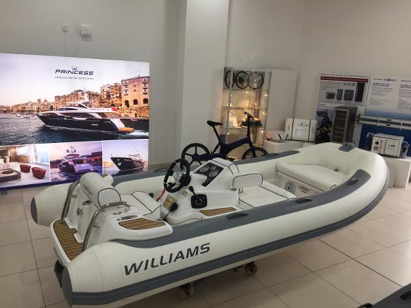 Williams TurboJet Tender 385S William 385 Turbojet Tender For Sale