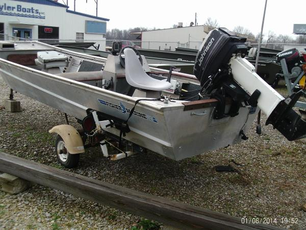 Fisher Aluminum Fish Boats For Sale Boats Com