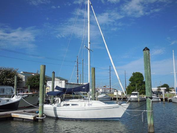 Ericson 26 fractional sloop