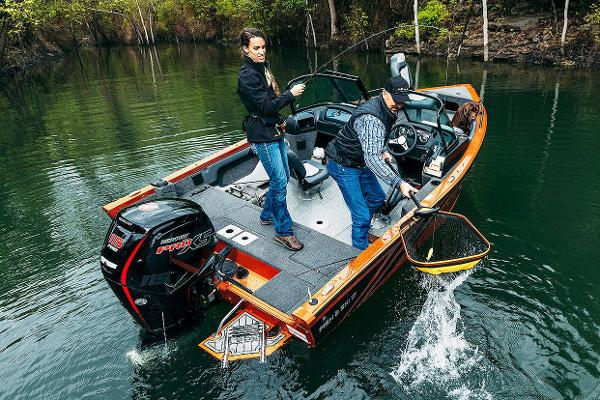Lowe Fish & Ski FS 1700