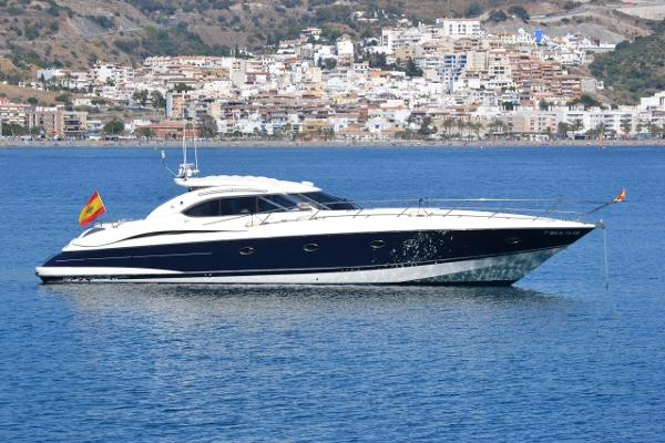 Sunseeker Predator 58 Sunseeker Predator 58 in Spain