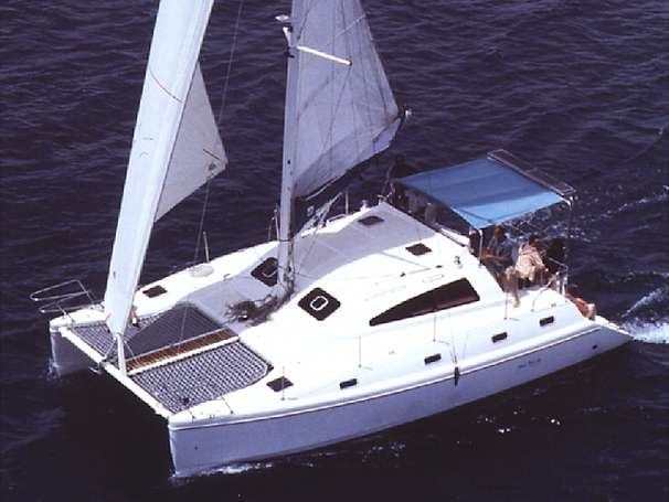 Fortuna Island Spirit 36 Manufacturer Provided Image
