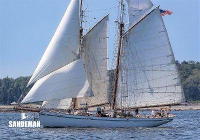 Alden Gaff Double Topsail Schooner