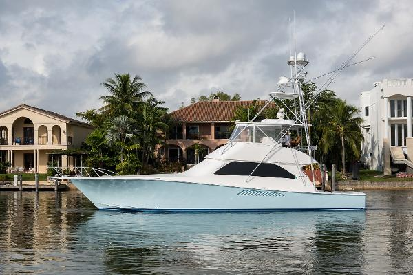 Viking 56 Convertible Port Profile